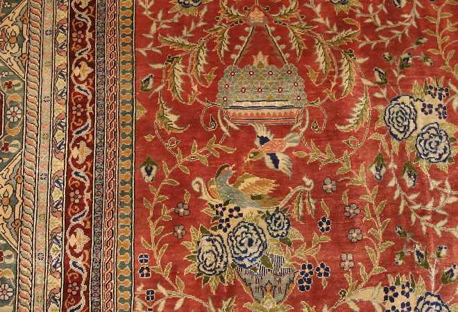 New Silk Carpets Mollaian.it