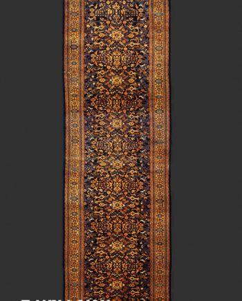 Persian Mishan Antique Kalleh Size Carpet (692×215 cm)